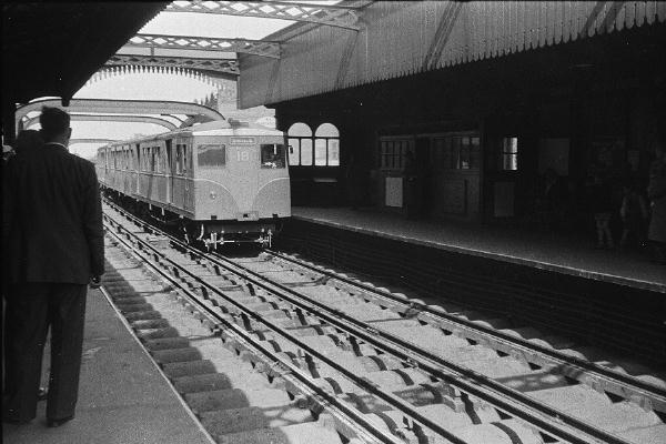 Liverpool Overhead Railway Stations